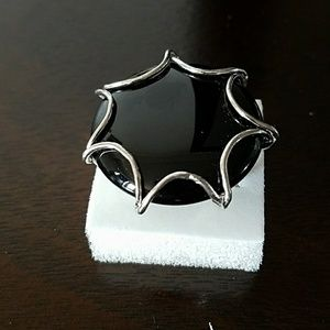 Jewelry - Black Onyx/Sterling Silver ring